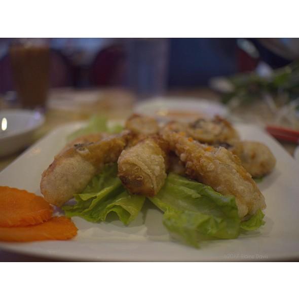 Crispy Spring Rolls @ Huong Viet Restaurant
