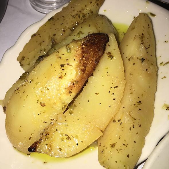 Potatoes Ladoregano @ Greek Islands Taverna