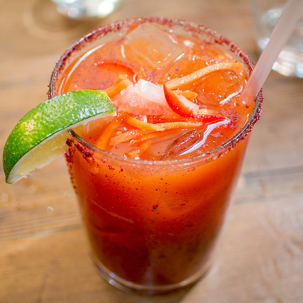 Madras Bloody Mary