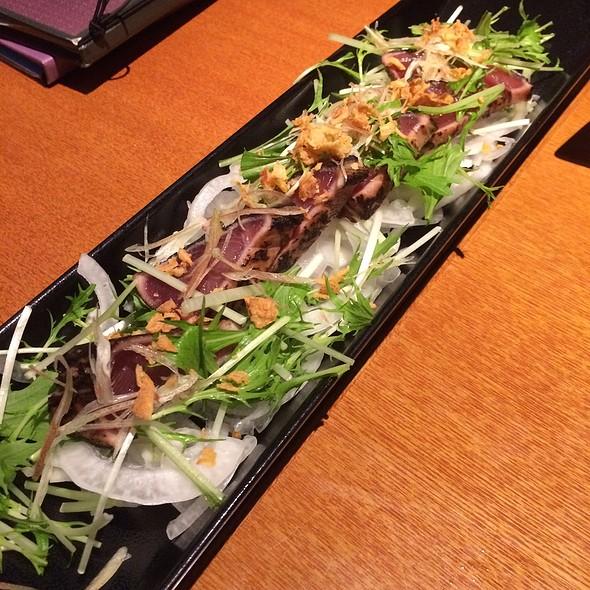 Bonito Sashimi Salad @ 麹蔵 有楽町晴海通り本店