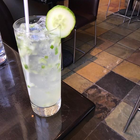 The June Cleaver - Gin & Cucumber