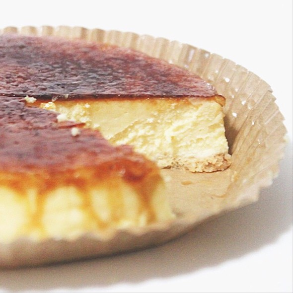 Premium Cheese Tart