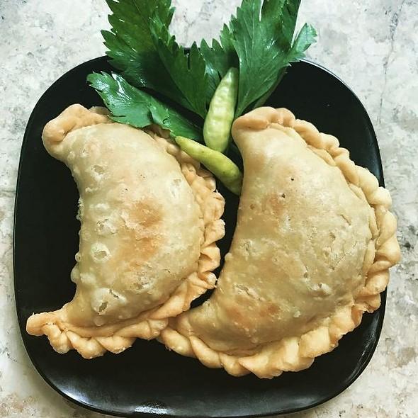 Fried Shrimp Empanada