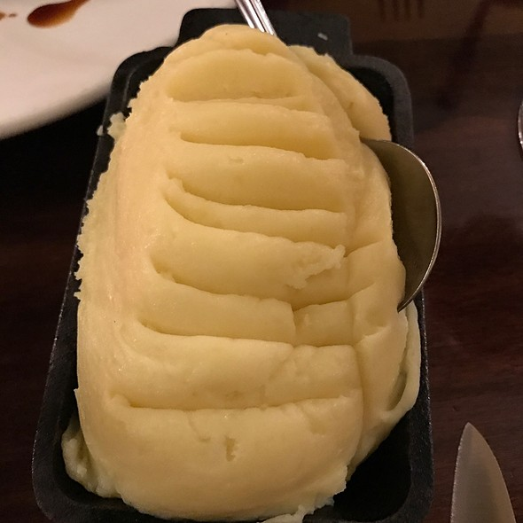 Brown Butter Mash