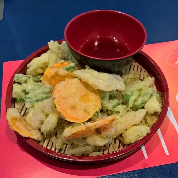 Vegetable Tempura @ Noodle Noodle