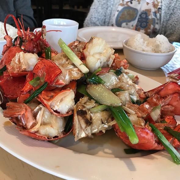 Cantonese Lobster