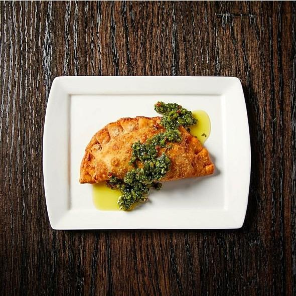 Salmon Empanada