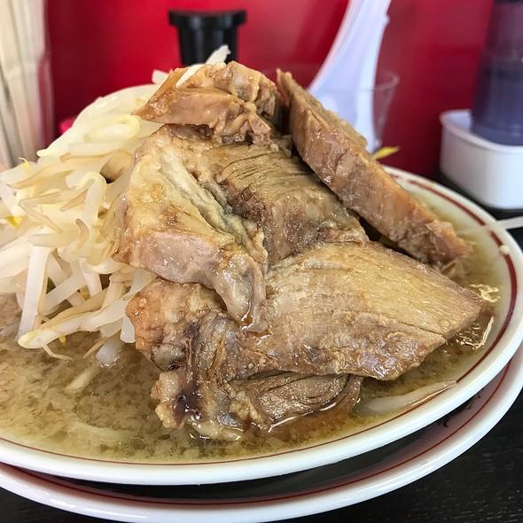 ラーメン @ ぶた麺
