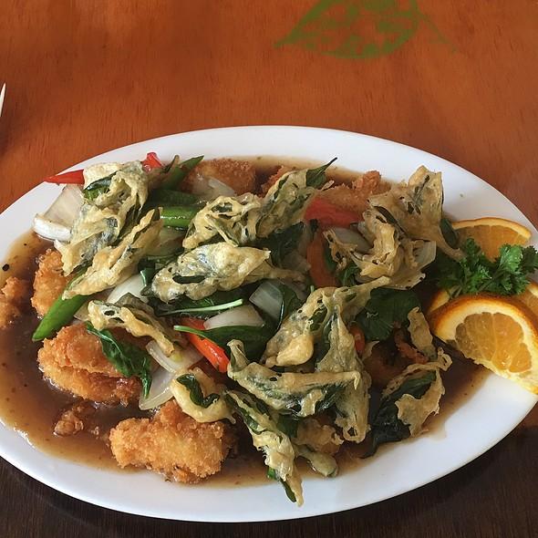 Ka Pao Catfish
