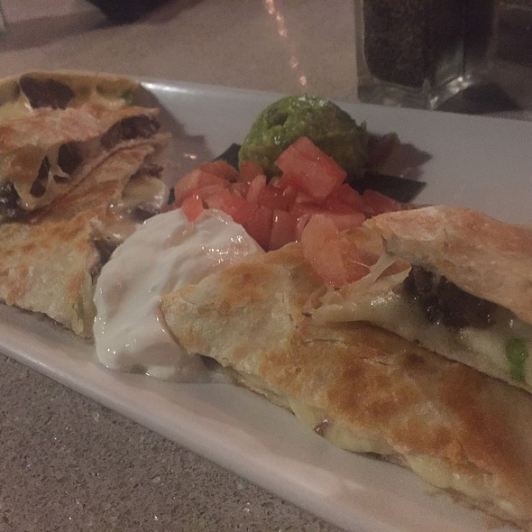 Steak Quesadilla @ Cantina Laredo