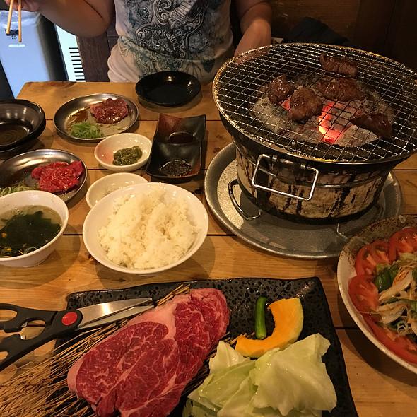 Korean BBQ @ Ōsaka City, Ōsaka Prefecture