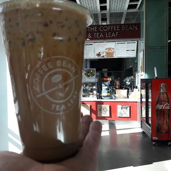 Caramel Coconut Iced Coffee @ Coffee Bean & Tea Leaf