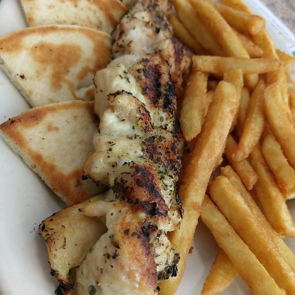 Chicken Soulaki