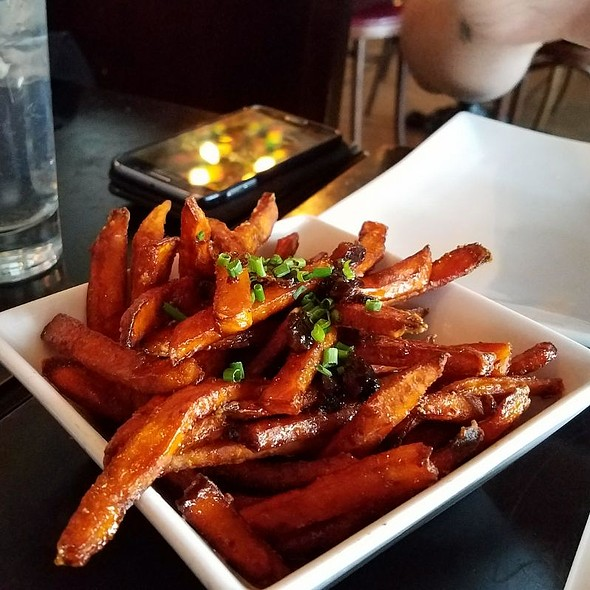 Maple Bacon Fries