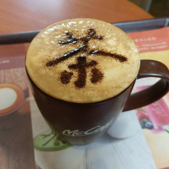 Milktea @ McDonald's 台南大學路