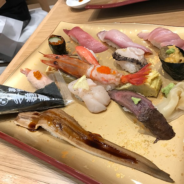 Yokuzuna @ Katsumidori Sushi