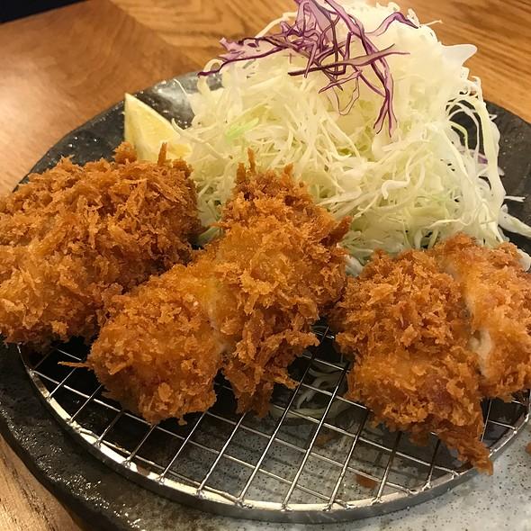 Chicken Katsu @ Tonkatsu Tamafuji