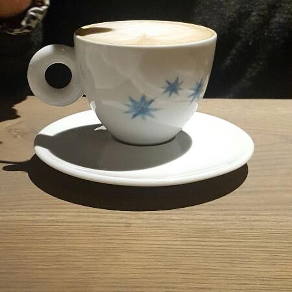 Cappuccino @ Lima Tapas Bar