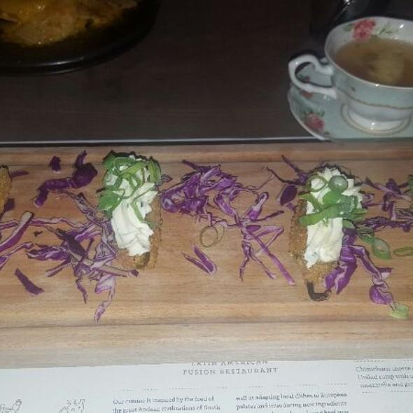 Jalapeno Poppers @ Lima Tapas Bar