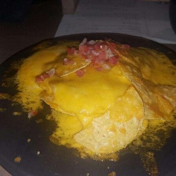 Nachos @ Lima Tapas Bar