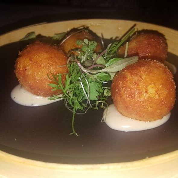 Cheese Croquettes @ Lima Tapas Bar