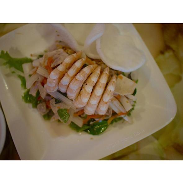 Gỏi Ngó Sen Tôm Càng @ Huong Viet Restaurant