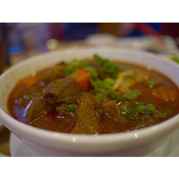 Mi Bo Kho @ Huong Viet Restaurant