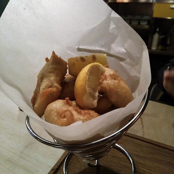Fish & Chips @ Taxi a Manhattan