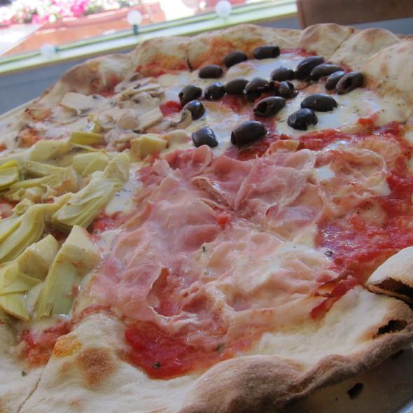 Pizza 4 Stagioni - Baonecci Ristorante, San Francisco, CA