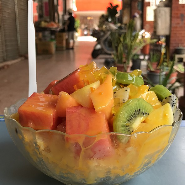 綜合水果冰