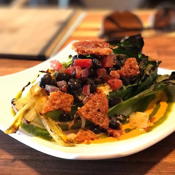 Chipotle Caesar Salad @ Centro Bar & Kitchen