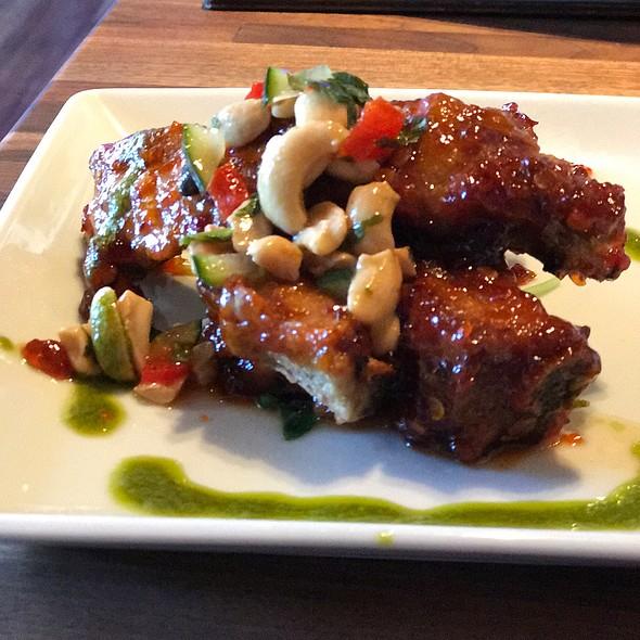 Thai Sticky Ribs @ Centro Bar & Kitchen