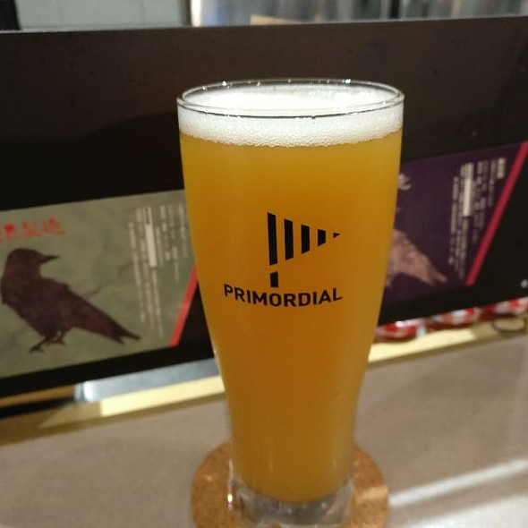 AOI BREWING / はるみ @ PRIMORDIAL CAFE&CRAFT BEER