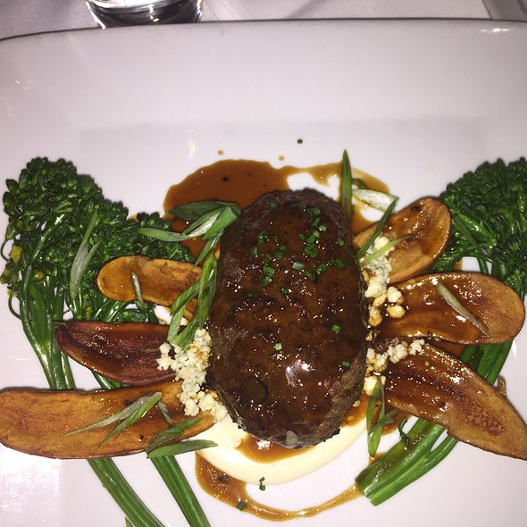 Meat Loaf @ A.lure Low Country Cuisine