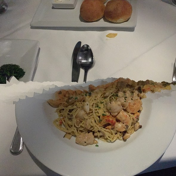 Seafood Pasta @ A.lure Low Country Cuisine