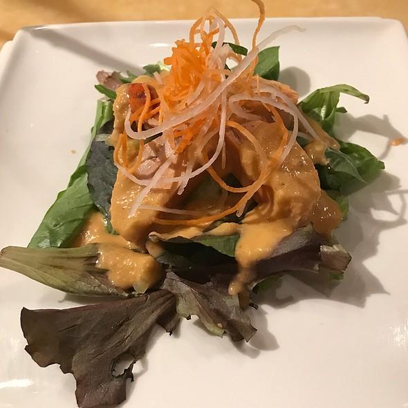 Ankimo Salad
