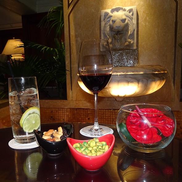 Cabernet Sauvignon @  The Lobby Lounge
