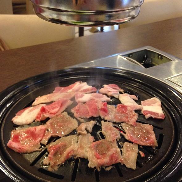 Korean BBQ @ Arariyo Authentic Korean Bbq Buffet