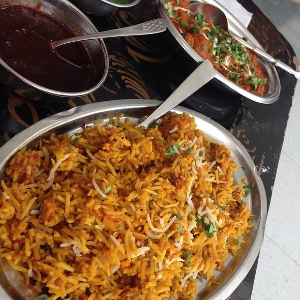 Chicken Biryani @ New Bombay