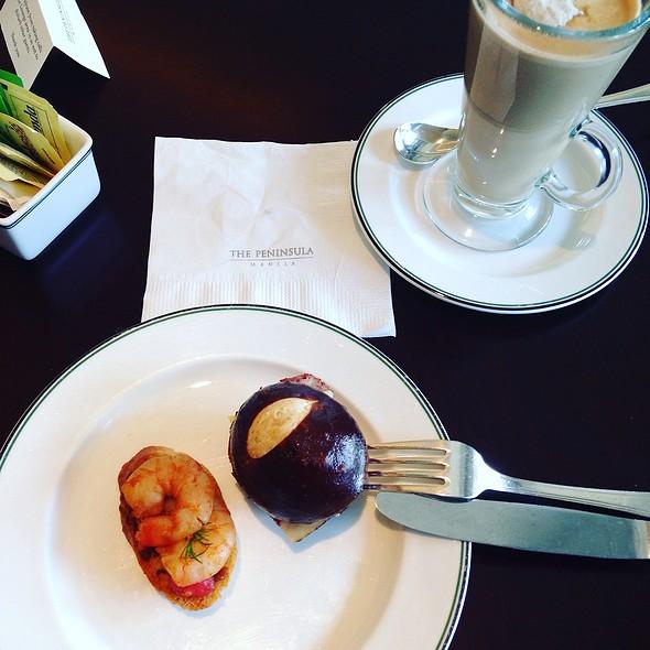 Afternoon Tea @ The Club At The Manila Peninsula
