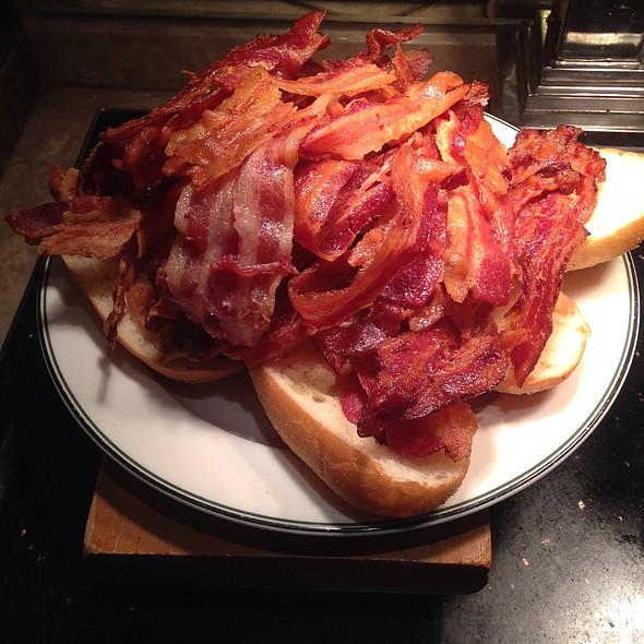 Bacon @ The Club At The Manila Peninsula