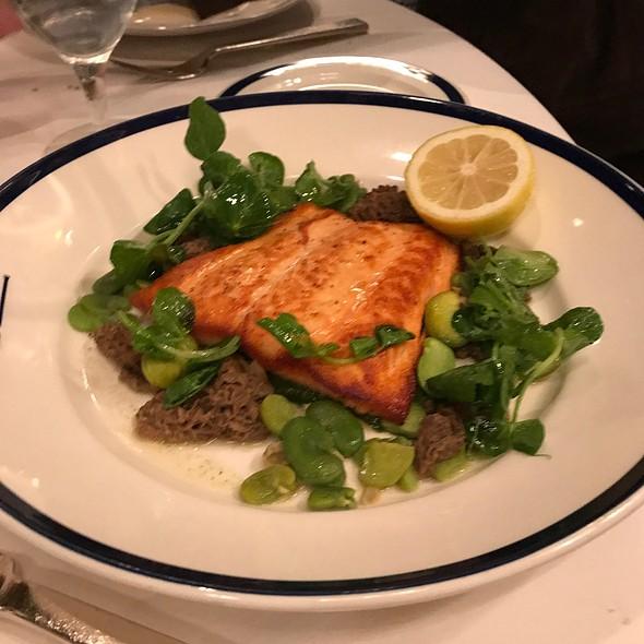 Salmon @ RL Restaurant