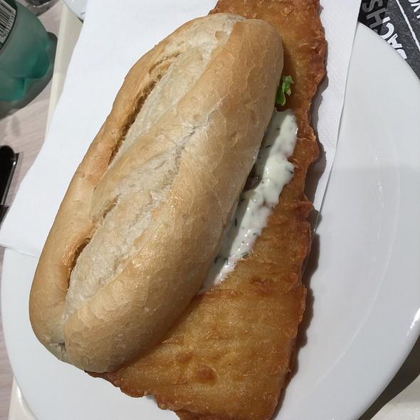 Backfischbaguette