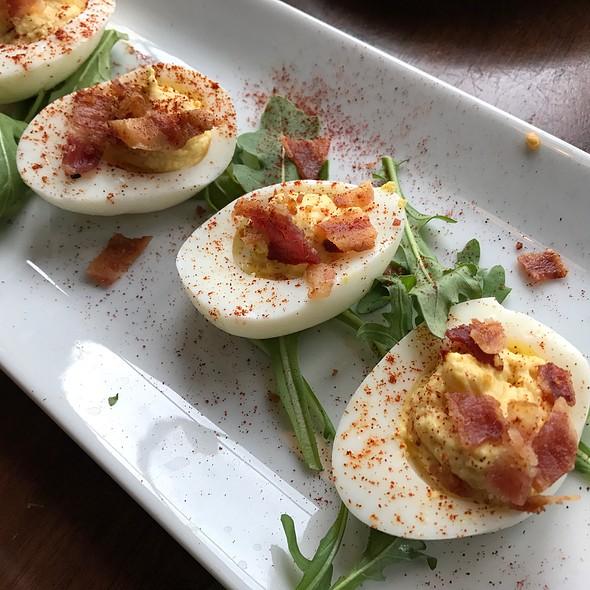 Deviled Eggs @ The Pour House