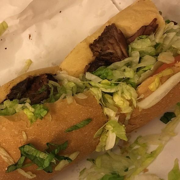 Roast Beef Debris Po-Boy