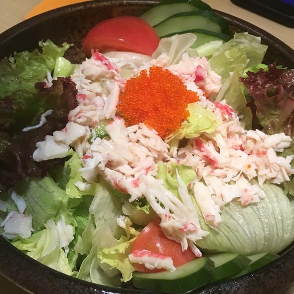 Salad @ Rakuzen