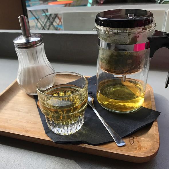 Mint Tea Infusion