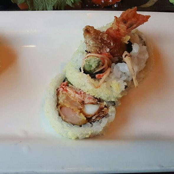 Godzilla roll @ Seito Sushi Japanese Restaurant