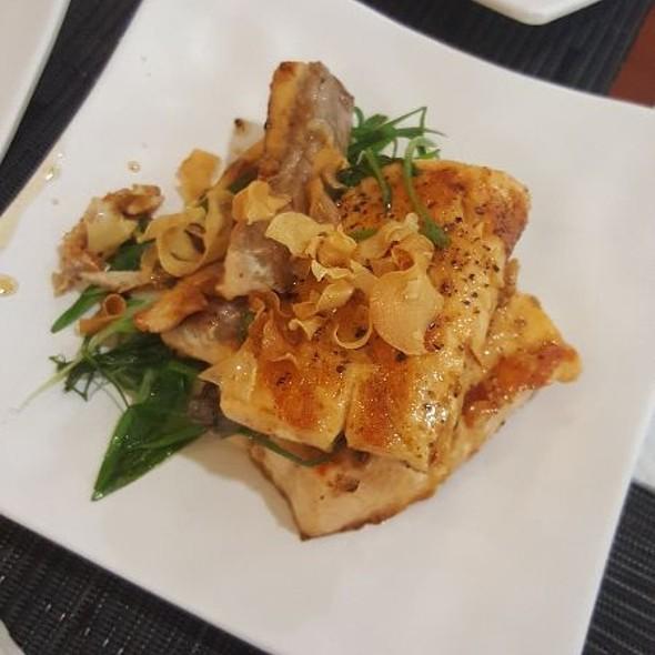 Salmon Teppanyaki @ Teppanyaki Xpress