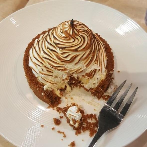 Calamansi Tart @ Recipes